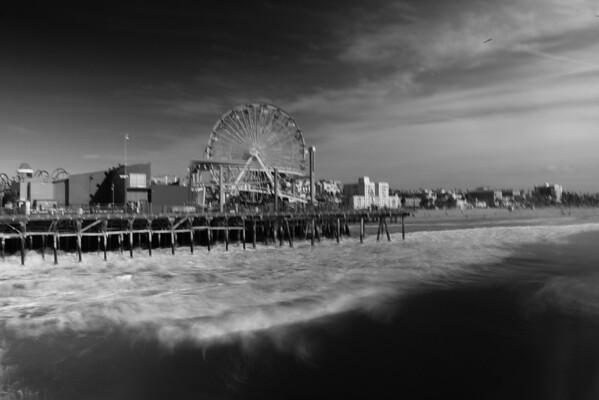 Santa Monica Pier #2