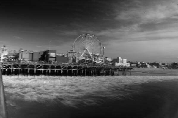 Santa Monica Pier #1